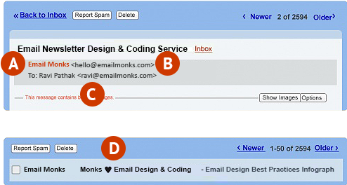 subject line in email, email optimization