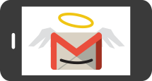 Mobile Optimized Email in Gmail