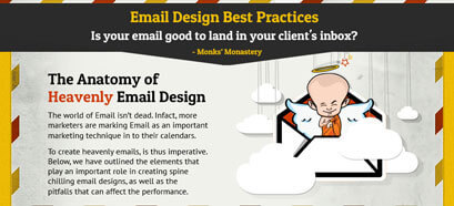 Email Design Tips